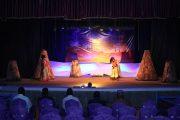 مسرحيه الهروب الي الجحيم   تحصد ( 4)  جوائز  فنية