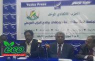 'طالب عصمت، رئيس الوزراء، عبد الله حمدوك، بالإسراع في تحقيق مطالب الثورة