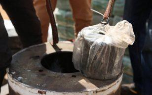 ضبط زئبق مهرب داخل حوش جنوبي الخرطوم