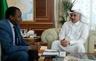 معالي وزير المياه والبيئة والزراعة  بالمملكة العربية السعودية  يستقبل المدير العام للمنظمة العربية للتنمية الزراعية