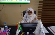 بروفسير امال  تشيد بالمستشفي الامارتي السوداني المتنقل