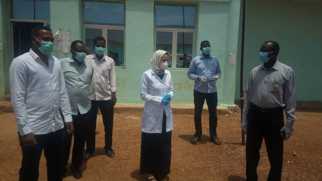 صحة النيل الأبيض : الولاية لم تسجل إصابات جديدةبفيروس كورونا