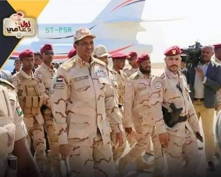عبد الرحيم دقلو : ترتيبات لحل قضية الصراع  بالجنينة