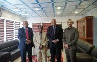وزير الاستثمار يلتقي بقطاع الاعمال لحزب المؤتمر السوداني