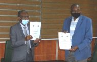 مزكرة تفاهم بين المنظمة العربية والبنك الزراعي السوداني