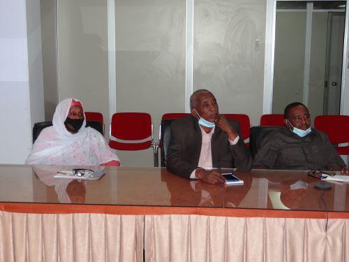السودان:، يبحث آليات التعاون في تطوير صادرات  الثروة الحيوانية
